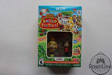 Animal Crossing: Amiibo Festival Bundle (Nintendo Wii U, 2015)