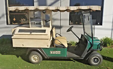 2008 Ezgo Gas Beverage Drink Condiment Food catering Golf Cart refresher