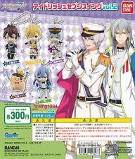 BANDAI Rhythm Game IDOLiSH7 Swing 2 Keychain Figure (Set 5 pcs) Sogo Osaka