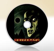 Nosferatu (1922) DVD Classic Horror Silent Movie / Film