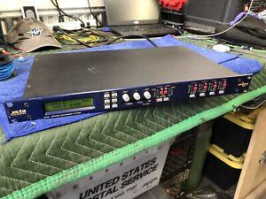 XTA, DP224,  2 X 4 Digital Signal Processor