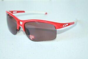 Oakley RPM SQUARED POLARIZED Sunglasses OO9205-15 Redline W/ VR28 Black Lens