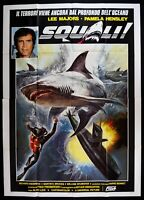 M181 Manifesto 4F Haie Lee Majors Lo Hai The Jaws The Shark Horror Sub