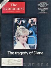 The Economist Magazine: The Tragedy of Diana, Sept 6, 1997, Ships Anywhere Today