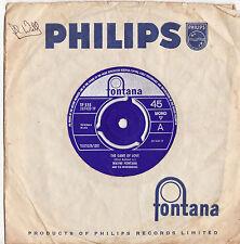 "WAYNE FONTANA & THE MINDBENDERS - THE GAME OF LOVE Very rare 1965 UK 7"" Single!"