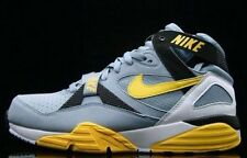 Nike Air Trainer Max '91 size 13. Stone Grey Yellow. 309748-071. Gray Suede.