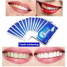 28 Pcs 3D Teeth Whitening Strips White Whitestrips Professional Effect Oral Care