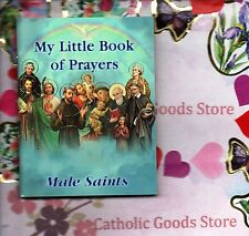 My Little Book of Prayers  - Male Saints Booklet