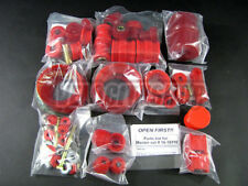Energy Suspension Hyperflex Bushing Kit 96-00 Civic Red