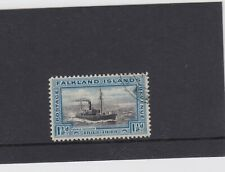 Falkland Islands 1933 CENTENARY 1d1/2d. S.G.129 FINE USED CATALOGUED £26.00.