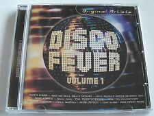 Disco Fever Volume 1 - Various (CD Album) Used Good