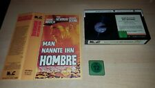 BETA Rarität - Man nannte ihn Hombre - Paul Newman - Magnetic Glasboxtape
