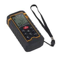 40/60/100M Digital Laser Distance Meter Measurer Area Volume Range Finder Tape