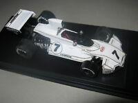 1:43 Brabham Ford BT44 C. Reutemann Monaco GP 1974 Tenariv handbuilt modelcar