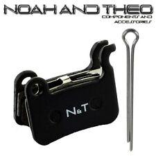 N&T Shimano A01S M06 M06Ti M07 M07S M07Ti Semi Metallic Disc Brake Pads