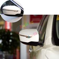 For Nissan X-Trail Rogue 2014-19 Ivory White RH Folding Turn Power Heated Mirror