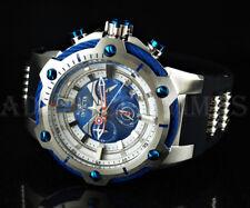 Invicta 52mm Bolt MARVEL Captain America Chronograph Ltd. Ed. Blue White Watch