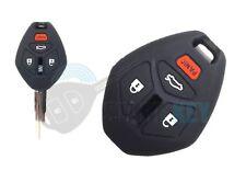Mitsubishi Schlüssel Silikon Hülle Pajero Grandis L200 Key chiave cle USA Schwar