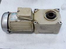 Tsubaki HMT075H15 Hypoid Motor 3Ph 0.75kW 230V 120RPM 60Hz ! WOW !