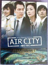 Korean TV Drama Air City DVD Box Set (US Version)