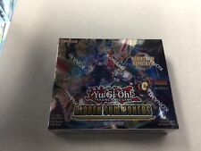 KONAMI YU-GI-OH HIDDEN SUMMONERS FACTORY SEALED BOOSTER BOX