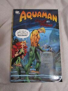 Aquaman Death of a Prince TPB DC Comics Jim Aparo art