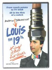 The Louis The 19th - King Of The Airwaves DVD, 2008, Canadian Martin Drainville