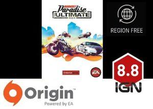 Burnout Paradise: The Ultimate Box [PC] Origin Download Key