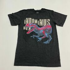 Universal Studios Graphic Tee Men's Size Small Short Sleeve Gray Cotton Blend