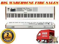 Arturia Keylab 88 Key Hammer-Action Hybrid Controller MIDI Analog Piano Keyboard