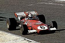 TAMEO TMK398 FERRARI 312B GP.SUD AFRICA 1971 JACKY ICKX-CLAY REGAZZONI-MARIO AN