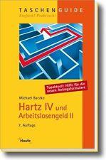 Hartz IV und Arbeitslosengeld 2, ALG 2 Haufe Verlag Praktische Tipps M.Baczko