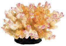 Pink Coral Aquarium Ornament Fish Tank Decoration