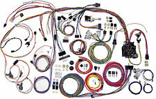 American Auto Wire 1970 - 1972 Chevelle Complete Wiring Harness Kit # 510105