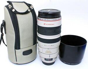 ✮ Canon Zoom Lens EF 100-400mm f/4.5-5.6 L IS USM **Wie Neu** // vom Händler!
