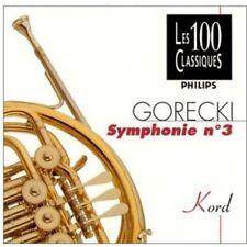 Kord Kazimierz - Gorecki-symphonie N 3 CD IMT
