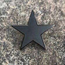 DAVID BOWIE BLACKSTAR ENAMEL PIN BADGE | MUSIC ALBUM LEGEND | ART ROCK