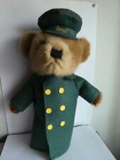 Vintage Harrods London Door Man Teddy Bear Puppet - Retired