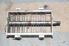 VARIABLE CAPACITOR: HAMMARLUND FI-85 2-gang 20 pf 4000 volts HAM AMATEUR RADIO