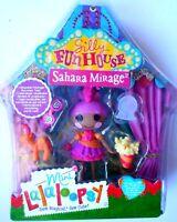 Lalaloopsy Mini Silly Fun House Sahara Mirage MGA