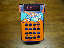 WIZ-A-TRON RARE VINTAGE CALCULATOR WORKS PERFECTLY!