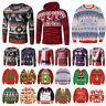 Christmas Sweater Women Men Xmaser Sweatshirt Pullover Tops Hoodies