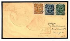 HONDURAS Advert Cover Illustrated GLOBE 1893 Chicago USA {samwells-covers}Z194