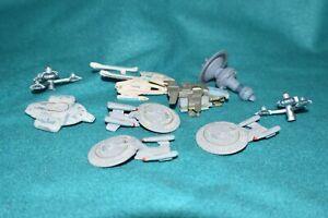 Galoob Micro Machines Star Trek - 10 Ships