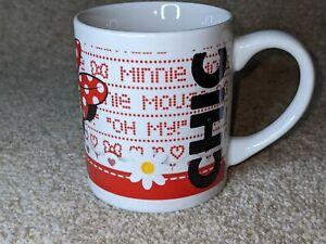 Disney Minnie Mouse Mug - Its all About Minnie!