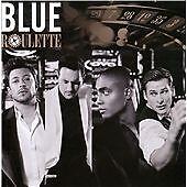 Blue - Roulette (2013)   CD  NEW  SPEEDYPOST