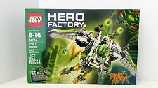 LEGO 44014 Hero Factory JET ROCKA Bionicle Set New Sealed Brain Attack