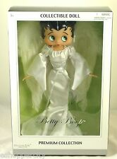 Betty Boop Premium Collection Doll Limited Edition New