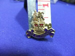 badge military army pay corps regiment armed services remembrance sweetheart