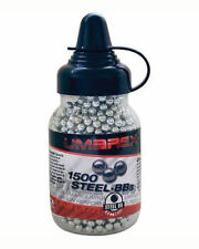 NEW Umarex Umarex Precision Steel BBs .177 Caliber- 1500 Count BB GUN BULLETS